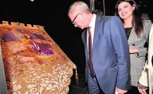 El ministro califica de «ejemplar» la recuperación del patrimonio histórico de Lorca