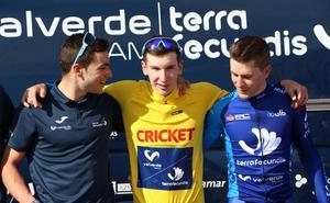 Miguel Ángel Ballesteros suma en Lorca el primer triunfo del Valverde Team-Terra Fecundis