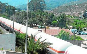 El Puerto deja ahora en manos de Fomento la circunvalación ferroviaria de Alumbres
