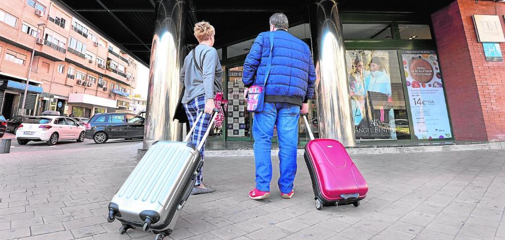 Siete de cada diez hoteles de la Región prevén aumentar sus ventas este año