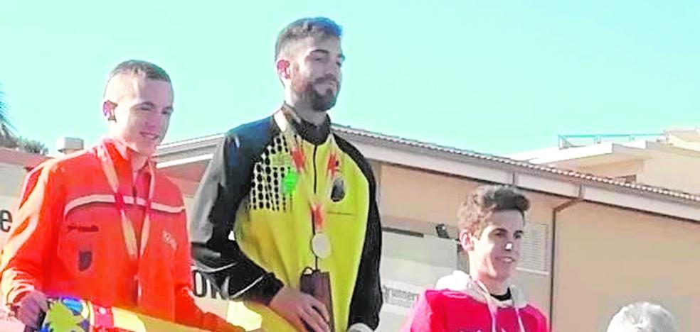 Pedro Conesa prosigue su escalada