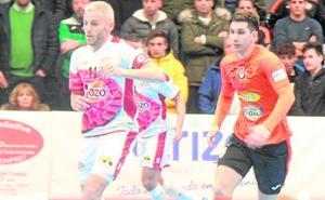 Fernando salva a ElPozo en Tudela
