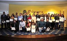 La Comunidad premia a los 35 mejores alumnos de Formación Profesional