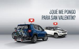 San Valentín llega a Huertas Center y Motor Cartagena con las mejores ofertas