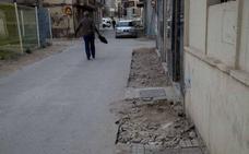 El PP de Cartagena denuncia que se destinan a las obras de la calle Las Beatas 100.000 € de otras partidas