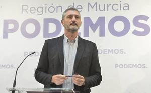 Podemos plantea una renta básica de 810 euros para 25.000 murcianos