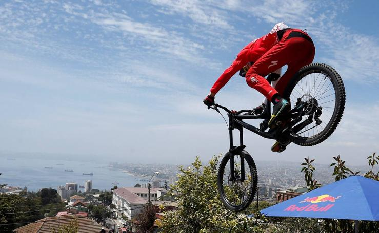 Red Bull Valparaíso Cerro Abajo