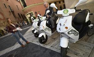 El alquiler de motos eléctricas vuelve a Murcia, aunque sin opción por minutos