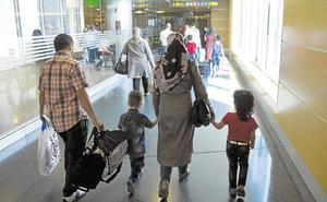 Murcia recibió 1.641 solicitudes de asilo el año pasado