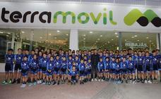 Un multitudinario Valverde Team