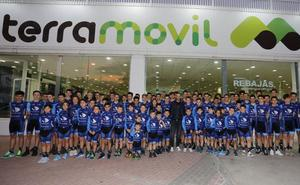 Un multitudinario Valverde Team