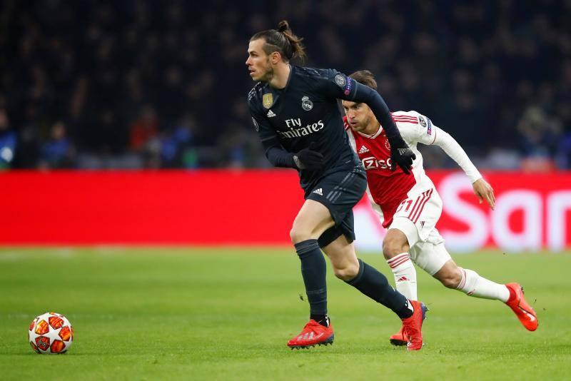 Las mejores imágenes del Ajax-Real Madrid