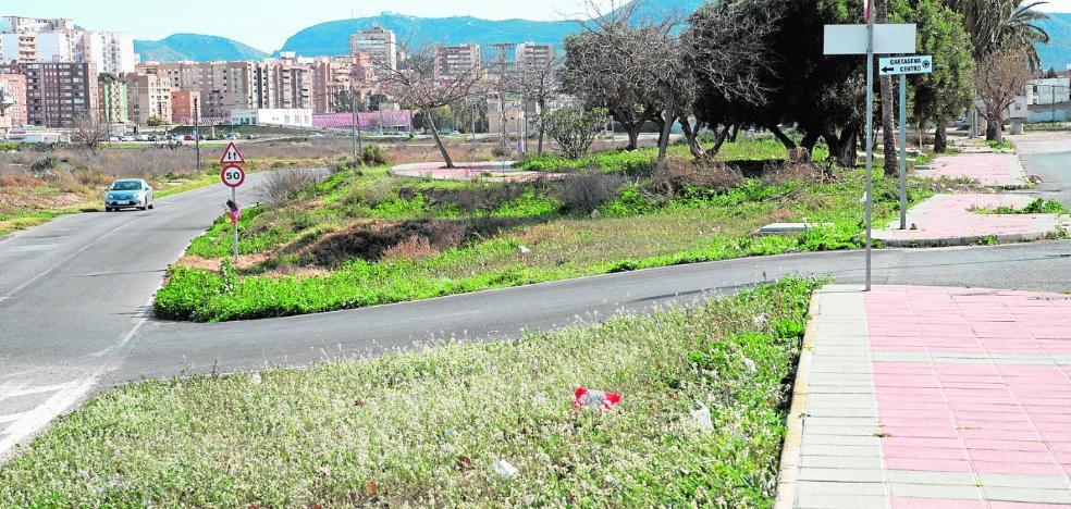Castejón prevé que la avenida del Plan Rambla esté acabada el año que viene