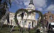 Invasión de corazones en Cartagena