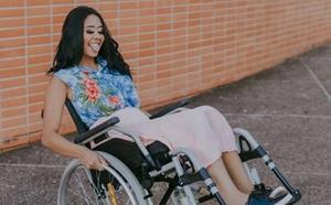 «Me quedé parapléjica por culpa de un piercing»