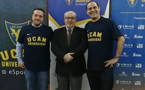 La UCAM y Twitch se alían para fortalecer la presencia de los 'esports' en la universidad