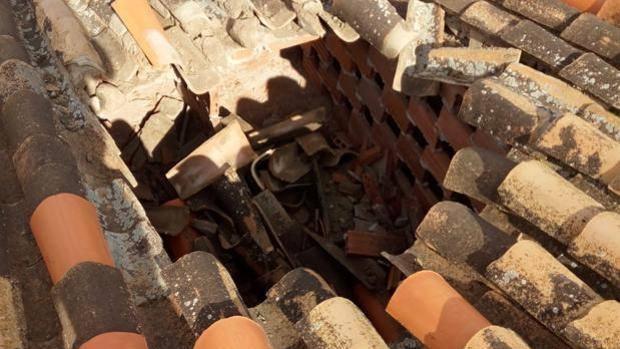 El misterioso OVNI que ha caído en un pequeño pueblo de Granada