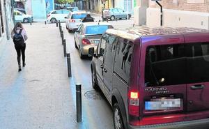 El acceso a la céntrica calle San Nicolás de Murcia se limitará a residentes