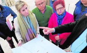 Las mejoras viales llegan al barrio de San José, El Fenazar y Los Valientes