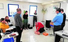 El Grupo Disfrimur contará con desfibriladores en sus centros de trabajo