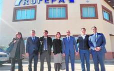 Rufepa elige a CaixaBank como entidad de referencia para consolidarse en el mercado egipcio