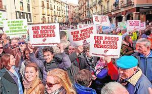 Cansados de ser españoles de segunda