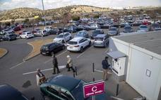 La nueva gestora del parking del Santa Lucía 'tira' los precios, creará plazas y pondrá pérgolas