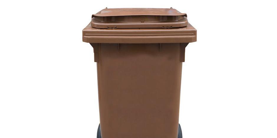 El contenedor marrón llegará en septiembre a las plazas de abastos y a 150 restaurantes