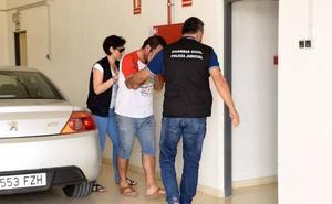 Un testigo asegura que el día del crimen de Abanilla no vio nervioso al acusado