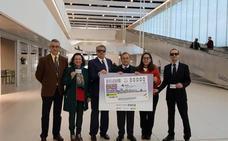 El Aeropuerto Internacional Región de Murcia protagoniza el cupón de la ONCE del próximo lunes