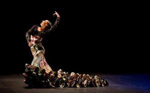 La Cumbre Flamenca recibe los 'Tacones cercanos' de cuatro bailaoras murcianas