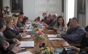 Castejón expone la nueva situación industrial y plantea la renovación del convenio con Navantia