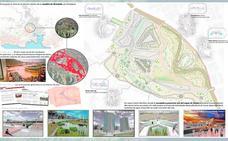 El diseño plantea la compatibilidad con el recinto festero y zonas deportivas