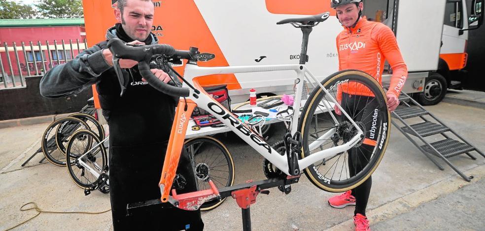 Una primera etapa ideal para que los velocistas se disputen el liderato