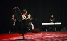 'Tacones cercanos' exhibe el mejor baile flamenco en el Teatro Circo de Murcia