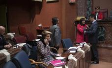 Podemos vincula a Cs con Vox y genera en la Asamblea un tenso inicio de sesiones