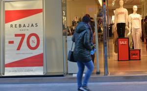 El IPC baja en enero un 1,4% en la Región de Murcia y sitúa la tasa interanual en el 0,6%