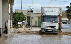 Más de 900.000 euros para reparar las zonas dañadas por las inundaciones del pasado noviembre