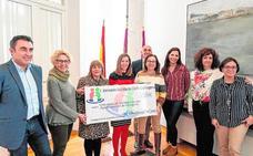 Donación de 2.500 euros a la Botica del Libro