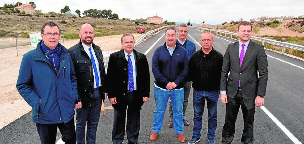 El arreglo de la vía que une Alcantarilla con Fuente Librilla costará 1,4 millones