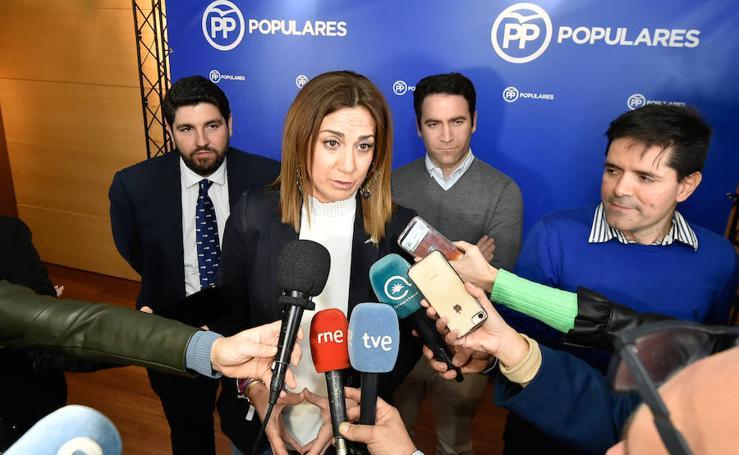 Patricia Fernández se presentará a la reelección