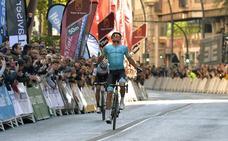 Luis León repite victoria en la Vuelta a Murcia