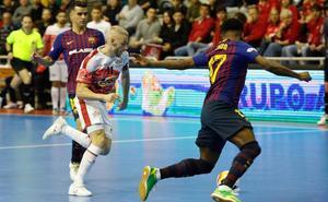 ElPozo tira de épica para empatar ante el Barça en los últimos instantes