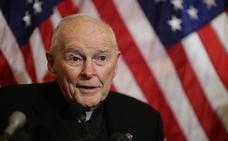 El Papa expulsa del sacerdocio al excardenal McCarrick por pederasta