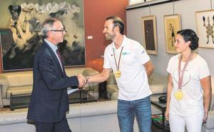 El Gobierno murciano propone a Alejandro Valverde y Ana Carrasco para los Premios Nacionales del Deporte 2018