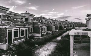 El paisaje de la desolación