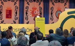 Rosario Segura, candidata de Somos Región en Lorca