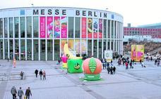 La Región hace gala en Berlín de su ADN exportador