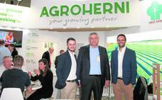 Agroherni proyecta el Campo de Cartagena como baluarte de calidad