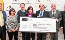 La Cátedra AgroBank entrega 9.000 euros a un proyecto para detectar alérgenos